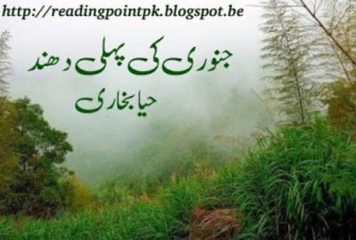 January Ki Pehli Dhund by Haya Bukhari Romantic Novel Online